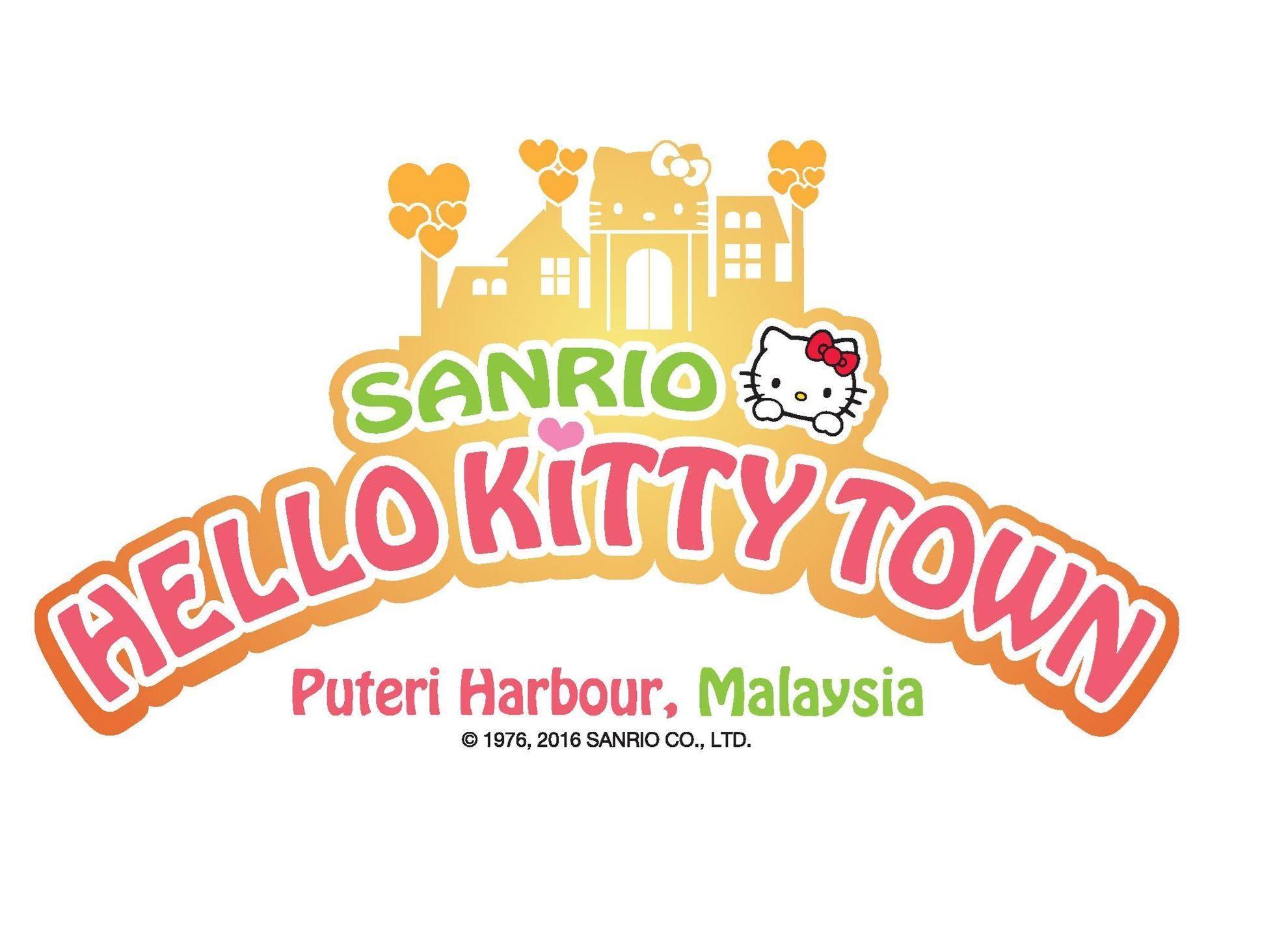 Hello kitty town puteri harbour family theme park johor bahru malaysia - Picture Of Sanrio Hello Kitty Town Puteri Harbour