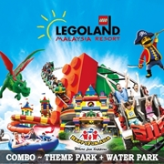 Picture of LEGOLAND® 1 Day Combo (Theme Park + Water Park) Adult