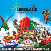 Picture of LEGOLAND® 1 Day Combo (Theme Park + Water Park) Child