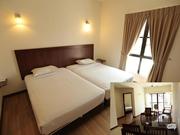 Picture of BUKIT GAMBANG - Arabian Bay Resort - 2D1N 2 Bedroom Suite + Breakfast (4pax)