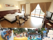 BUKIT GAMBANG - Arabian Bay Resort