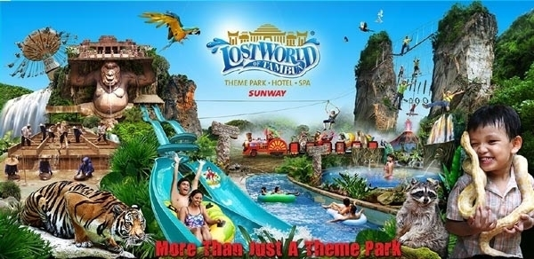 Picture of Lost World Entrance Ticket - Adult