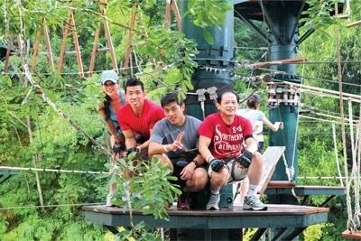 ESCAPE Penang - Outdoor Attraction and adventure