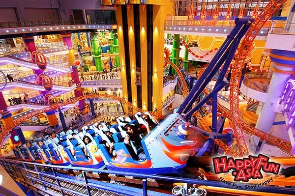 Picture for manufacturer Berjaya Times Square Theme Park