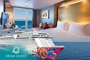 Dream Cruise - Balcony Deluxe Stateroom ~ Penang Phuket Cruise