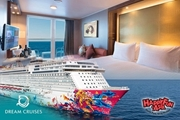 Dream Cruise - Genting Dream - Balcony Deluxe Stateroom