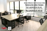 Workspace Dedigated Deck