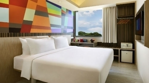 Picture of Genting Hotel Jurong : 3D2N Multi Attractions Package For 2 Persons ~ Peak Season (Universal Studios Singapore+S.E.A. Aquarium/Adventure Cove Waterpark)