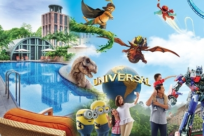 Picture of Hotel Michael : 3D2N Multi Attractions Package For 2 Persons ~ Low Season (Universal Studios Singapore+S.E.A. Aquarium/Adventure Cove Waterpark)