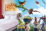 Picture of Festive Hotel : 3D2N Multi Attractions Package For 2 Persons ~ Peak Season (Universal Studios Singapore+S.E.A. Aquarium/Adventure Cove Waterpark)